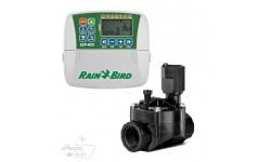 Programador ESP-RZX + Válvula HV. Rain Bird