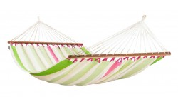 "Hamaca con barra doble outdoor ""Colada Kiwi """