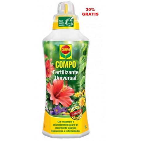 Fertilizante universal Compo. 1.3L