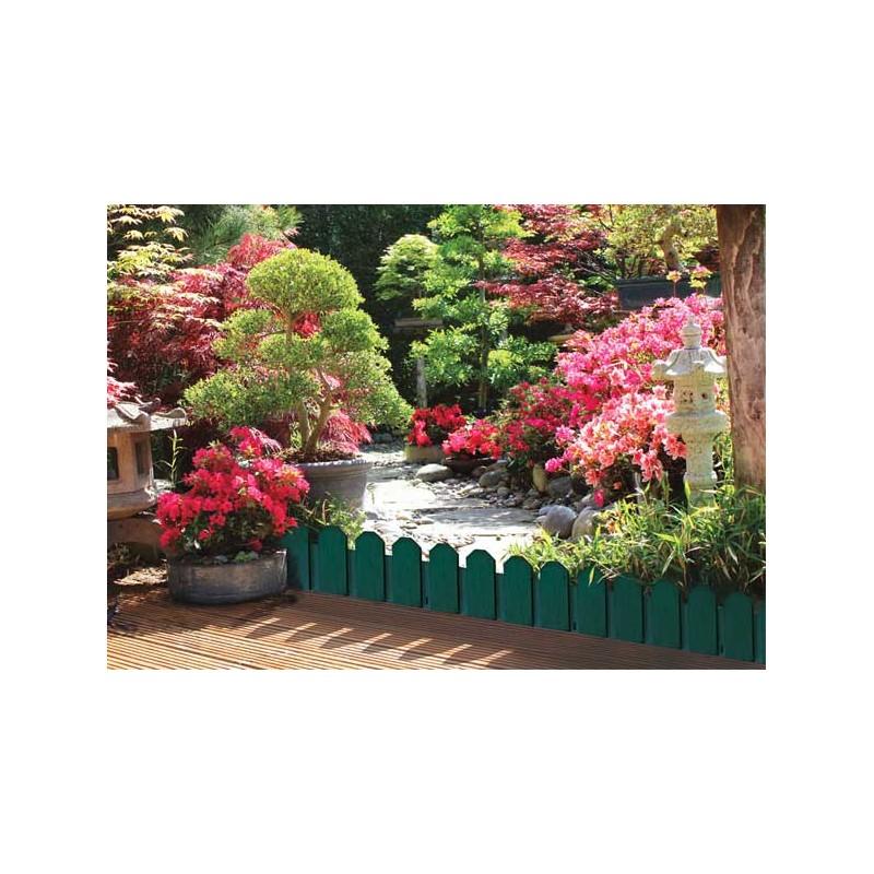Bordura para jard n for Cercados jardin