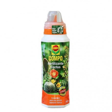 Fertilizante Cactus Compo. 250 ml.