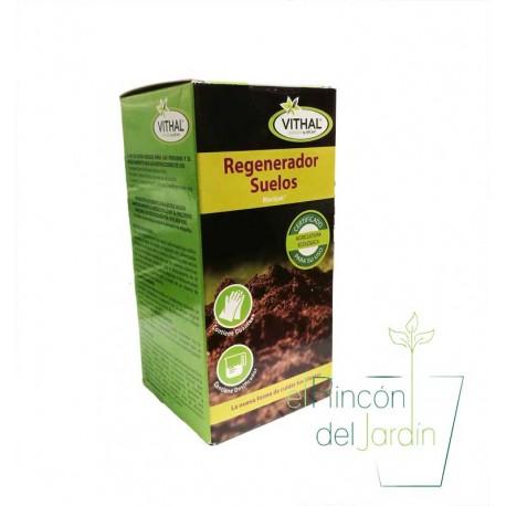 Regenerador suelos Blackjak®. Vithal Garden