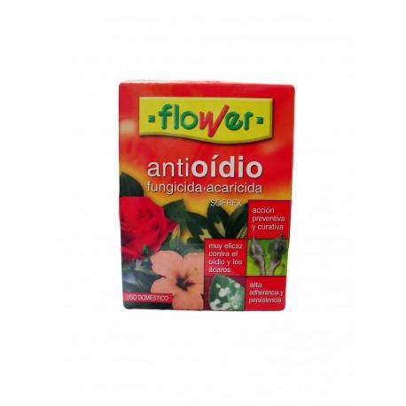Antioídio fungicida-acaricida flower 90 g.
