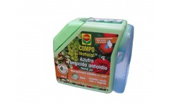 Azufre Fungicida Antioídio Compo 450G.