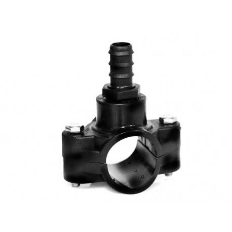 Collarin tubo-espiga ø32a16mm. Neodis