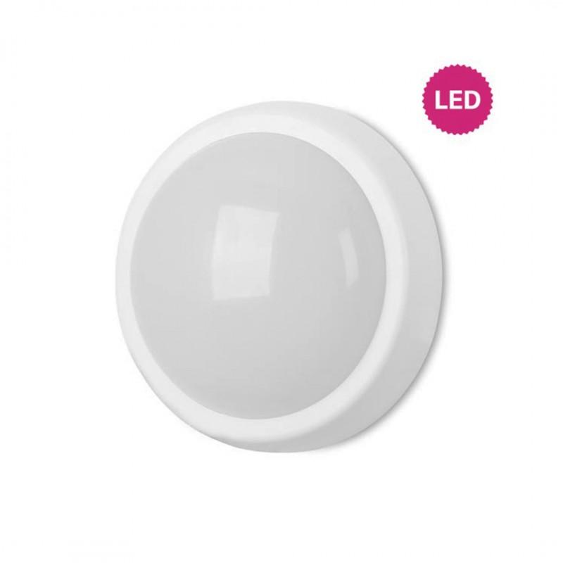 Aplique led flash redondo for light for Seto redondo artificial
