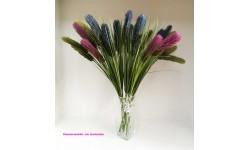 Ramo cardo flor artificial