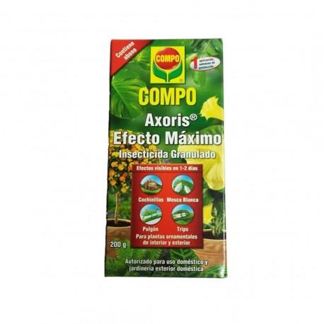 AXORIS® Efecto máximo Insecticida granulado 200 g. Compo