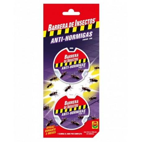 Anti-hormigas barrera de insectos. Compo