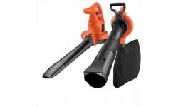 Aspirador-soplador-triturador- 2800W. Black&Decker