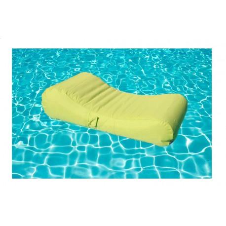 Tumbona hinchable piscina Lima