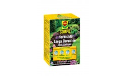 Herbicida de larga duración. Compo