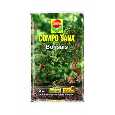 Sustrato bonsai Compo Sana® 5L