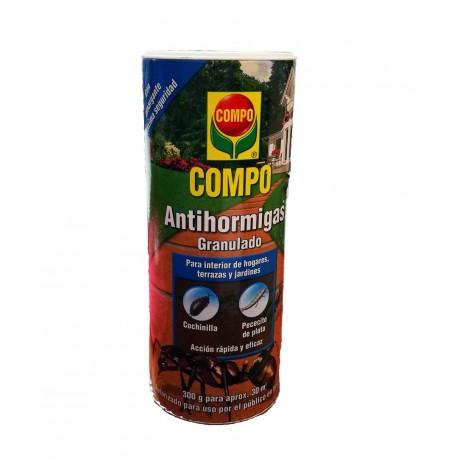 Antihormigas granulado Compo. 300 gr.