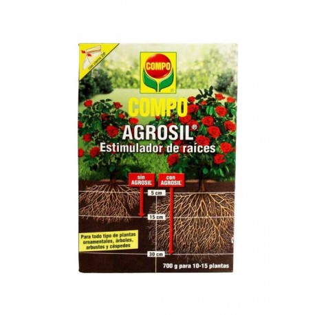 Compo AGROSIL® Estimulador de raíces.