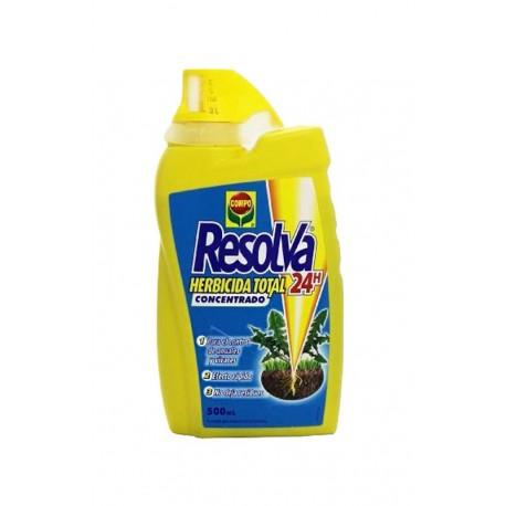 Herbicida total concentrado Resolva 24h. Compo