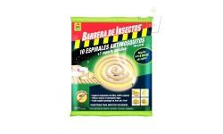 Espirales antimosquitos Compo.