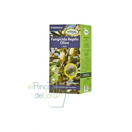 Fungicida Repilo olivo. Vithal garden