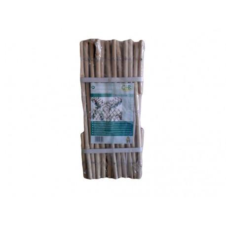 Celosía bambú