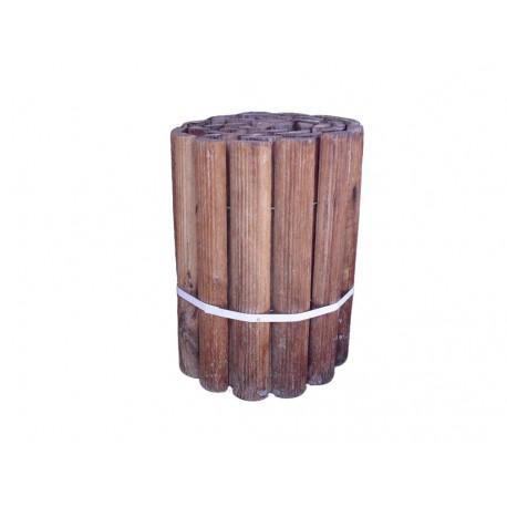 Bordo madera tropical.