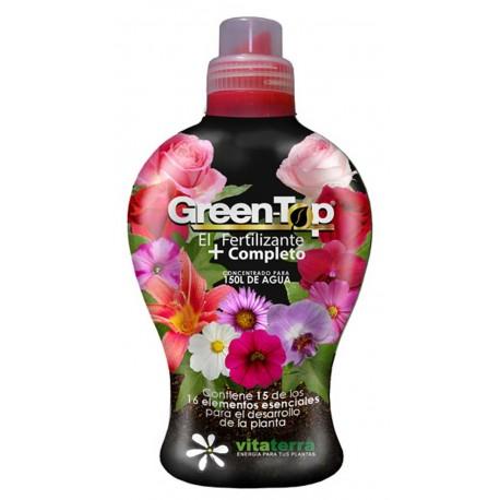 Fertilizante Green-Top. 0.75 l.