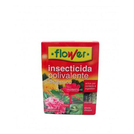 Insecticida polivalente sistémico. Flower. 50 ml.