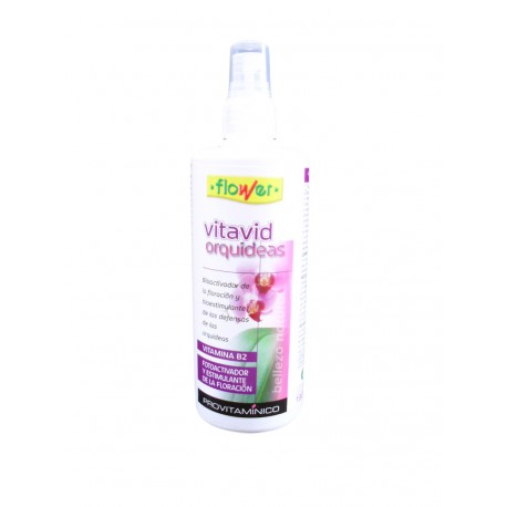 Vitavid orquídeas Flower 180 ml.
