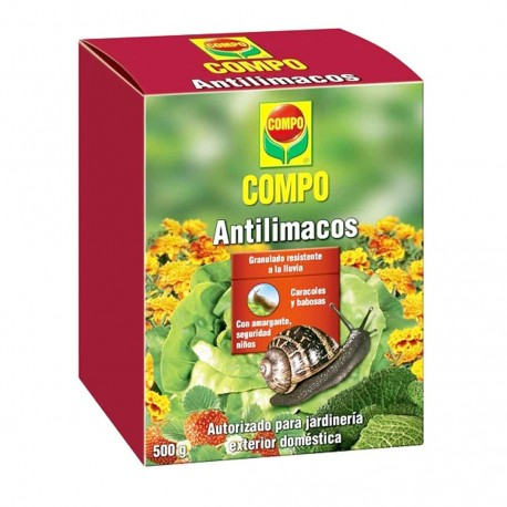 Antilimacos 500 g. Compo.