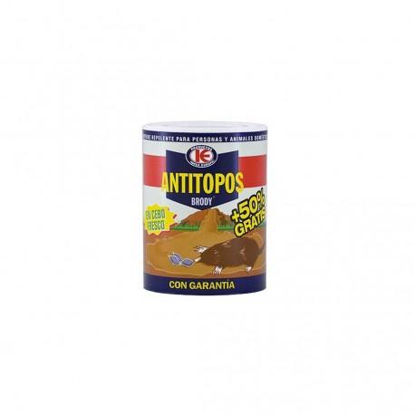 Antitopos Brody 150 g.  cebo fresco.