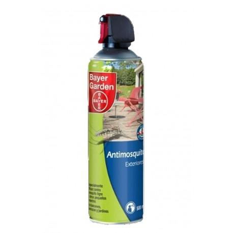 Antimosquitos Exteriores 500 ml. Bayer