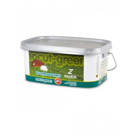 Antimusgo para césped Nocut-green 3 kg.