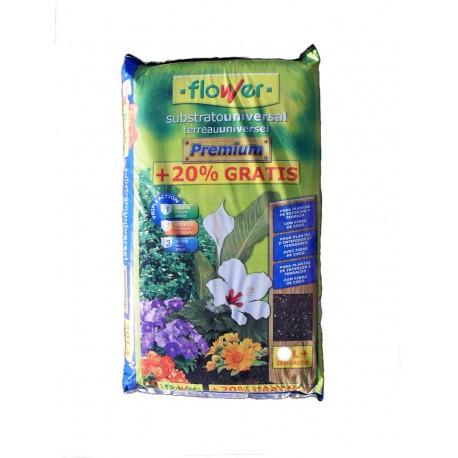 Sustrato Flower Premium.