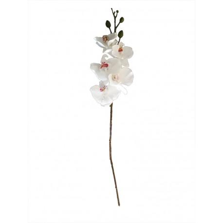 Vara orquídea phalaenopsis artificial.