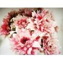 Rama de Dalia colección organza. Flor artificial.